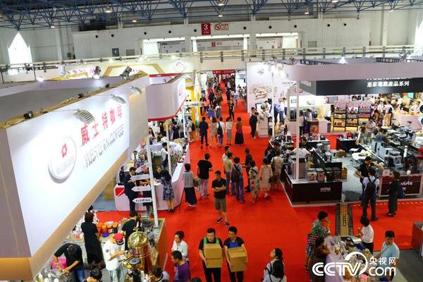 Aiming to provide a platform to address such issuses and to expand the Chinese coffee market, the 5th China International Cafe show was held in Beijing held from July 6-9.