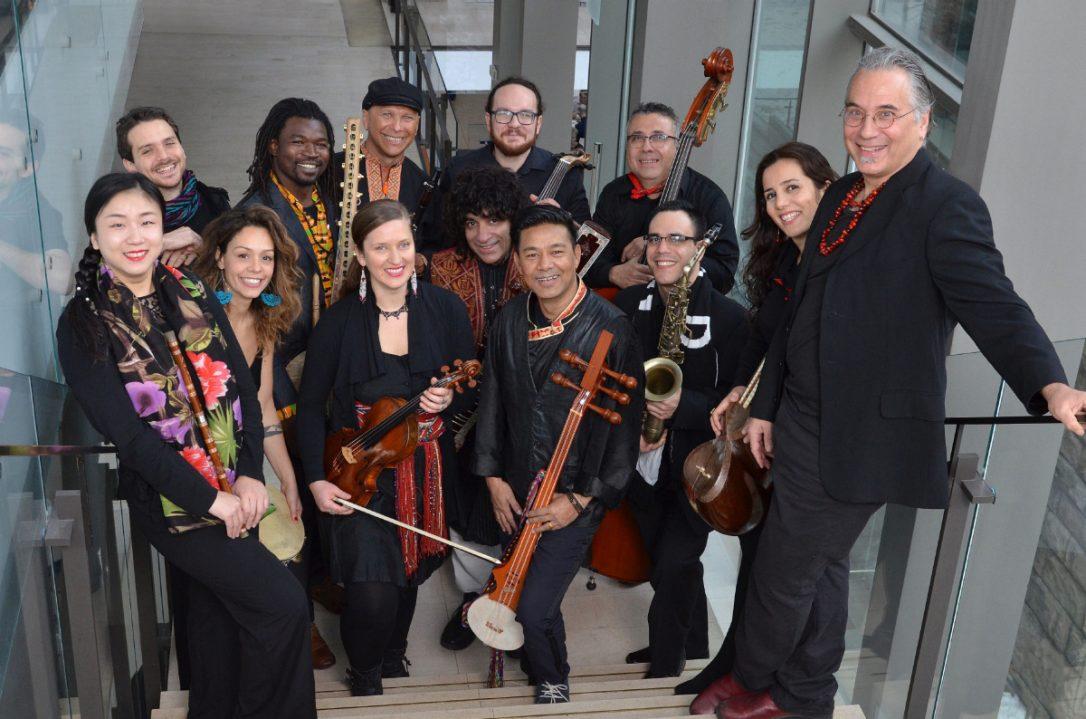 乐团中大部分乐手将演奏自己国家的古乐器