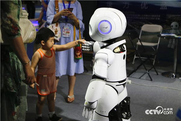 Présentation en avant-première de robots intelligents