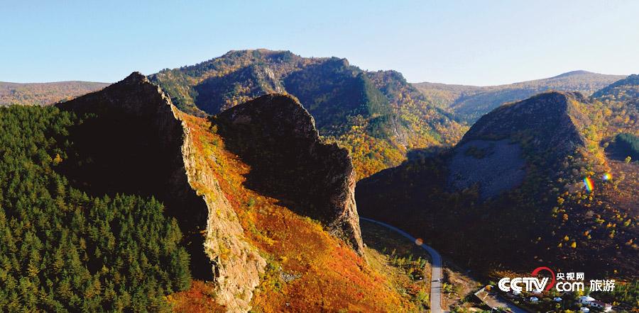 内蒙古赤峰马鞍山国家森林公园