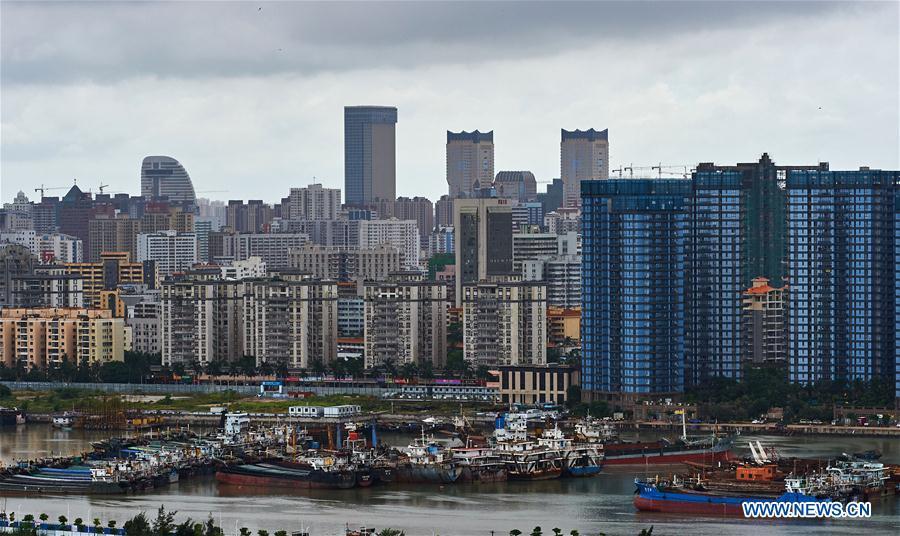 La Chine renouvelle son alerte bleue au typhon Talas