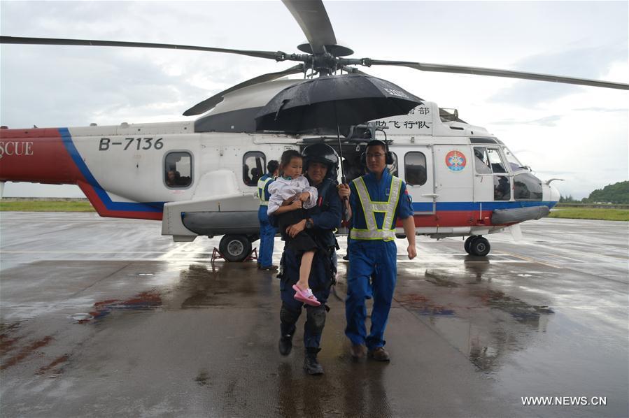 Chine : 49 personnes bloquées sur une île en mer de Chine méridionale ont été secourues