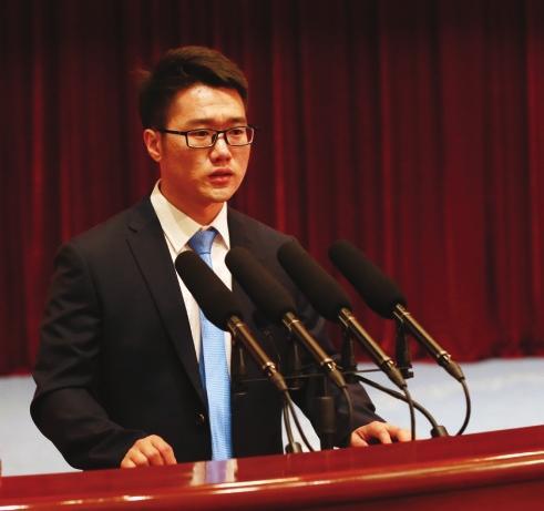 吉林大学2017级博士研究生 乔中坤