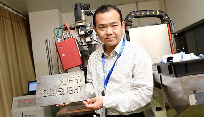 """""""最快博士""""刘兴胜:开拓高功率半导体激光器产业"""