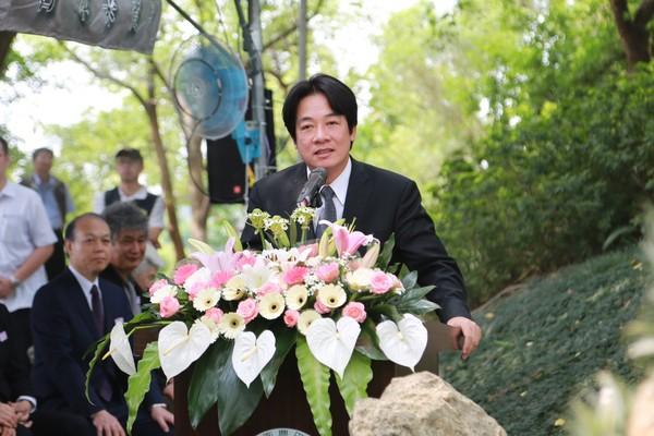 台南市长赖清德。