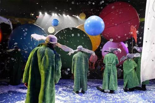 《斯拉法的下雪秀》精彩剧照