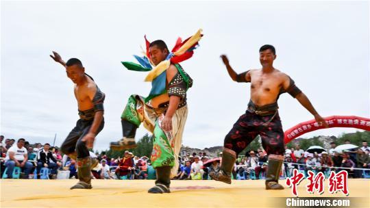 Le festival Nadam commence dans le nord de la Chine