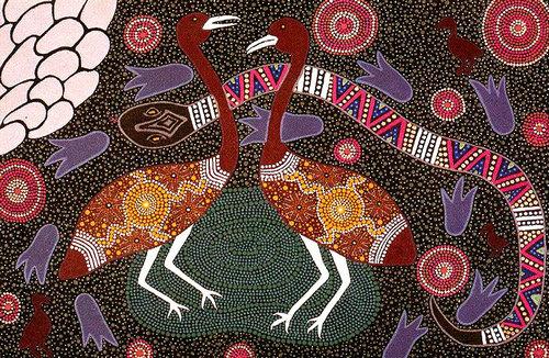 澳大利亚土著艺术