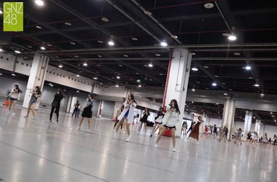 "SNH48 GROUP总决选倒计时,GNZ48全员冲刺""北上反攻"""