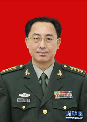 韦昌进,山东省枣庄军分区政治委员。