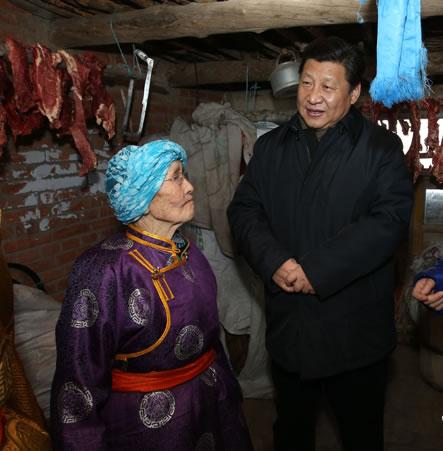 牢记习近平总书记深情嘱托 内蒙古努力让农牧