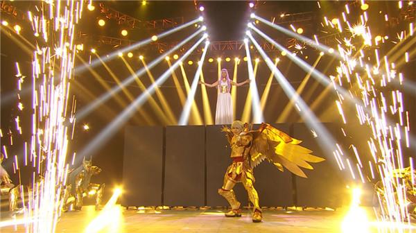 [《我爱二次元》总决赛 汪东城变身圣斗士惊喜亮相