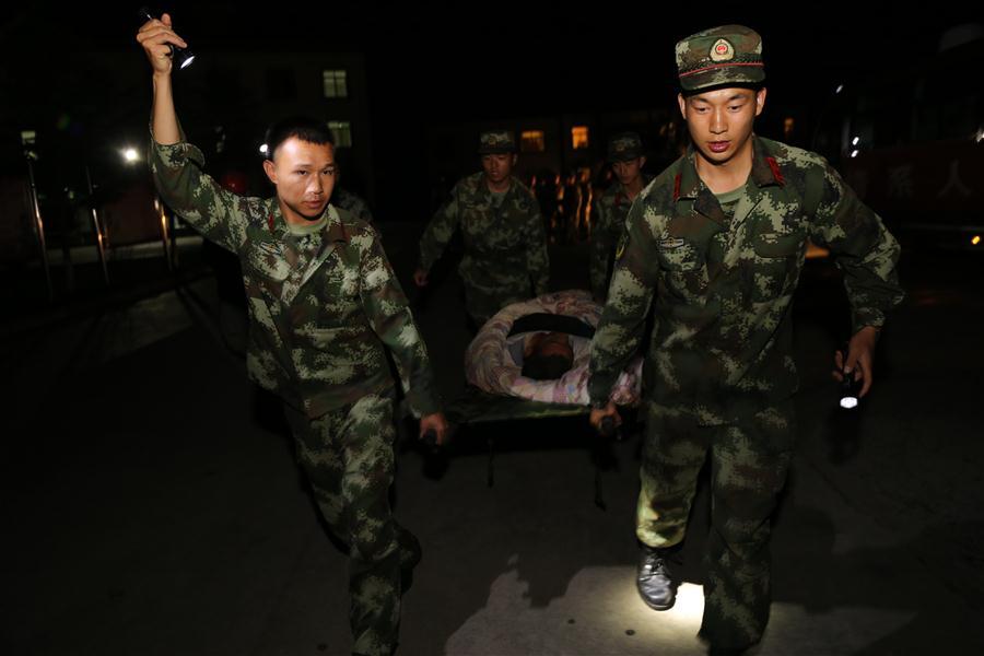 Un séisme de magnitude 7,0 frappe la province chinoise du Sichuan