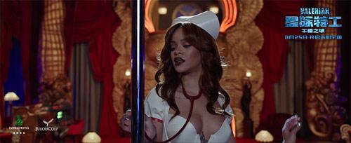 《星际特工》蕾哈娜