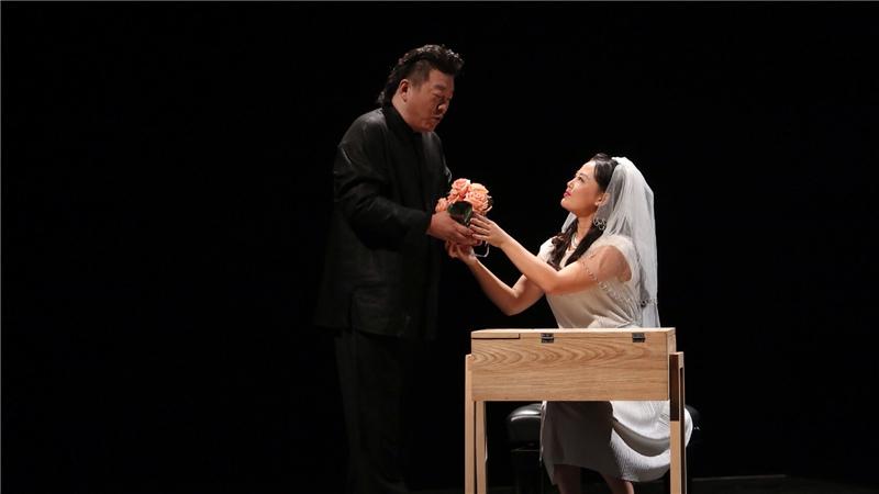 2017年4月,国家大剧院驻院歌剧演员在音乐会上呈现了晚期浪漫主义音乐会的蓬勃魅力和多彩景象