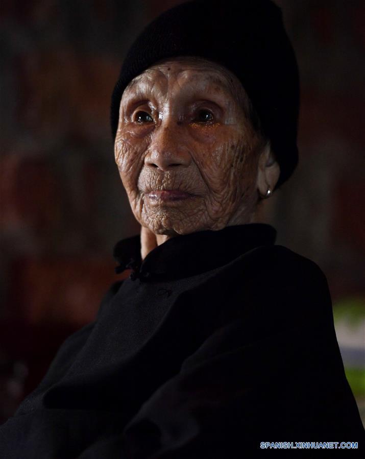 Huang Youliang murió a los 90 años en su casa en la aldea de Yidui en la provincia insular meridional china de Hainan.(Xinhua/Yang Guanyu)