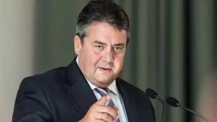 德国副总理兼外长加布里尔