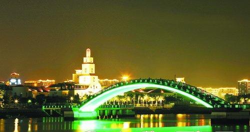 人圆桥 巴西绿