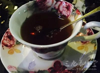 茶叶中含有大量单宁酸
