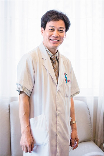 广东省中医院副院长、教授 张忠德