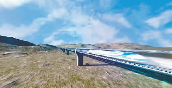 4 000 km/h ! La Chine travaille au système de transport HyperFlight