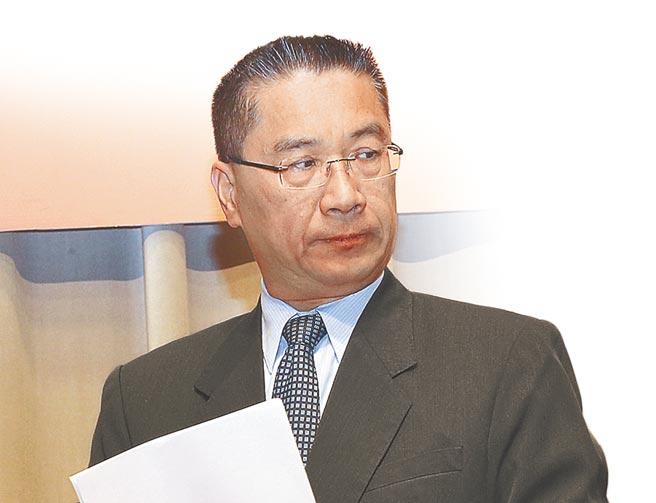 """台当局""""行政院""""发言人徐国勇被点名选新北市长。"""