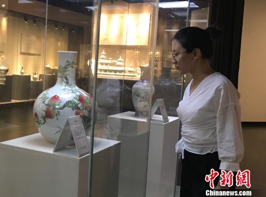 """""""陶瓷艺术+""""系列文化活动在京启动"""