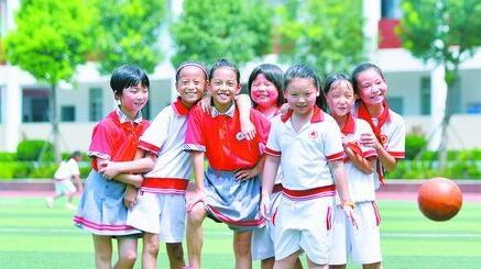 厦门实小集美分校(灌口小学)的孩子们享受着岛内名校的教育资源