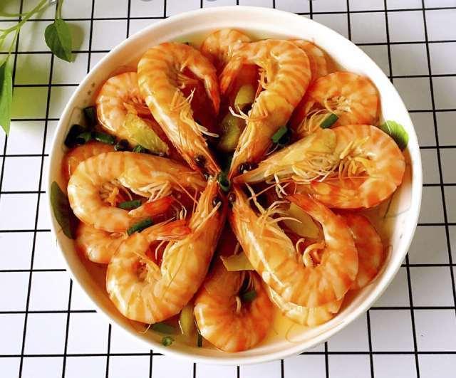 青岛贵妇黄渤教你花样吃虾!美味到爆