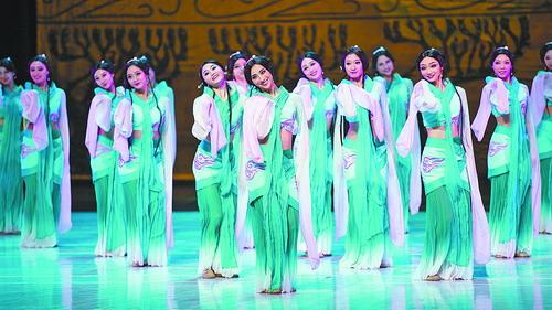 中国歌剧舞剧院将在金砖国家文化节献演。(文化部供图)