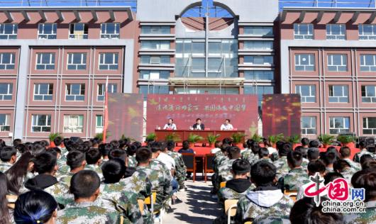 乐虎国际lehu805内蒙古陆军预备役步兵第30师政委李峰表示