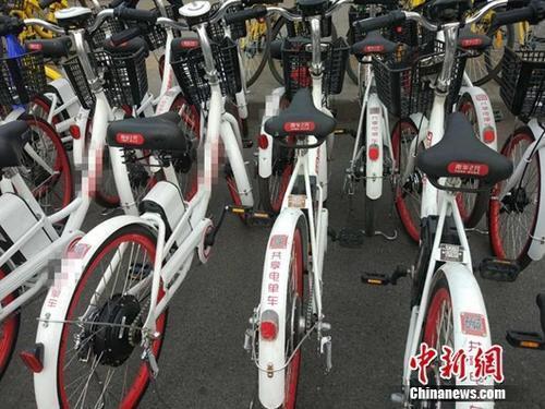 """快检查你的""""座驾""""!官方称共享电动自行车普遍超标"""