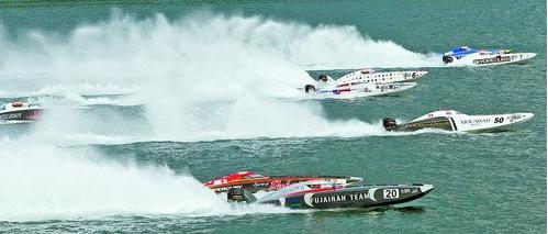XCAT摩托艇世界锦标赛赛事图片。(资料图)