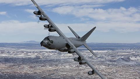 MC-130特种作战