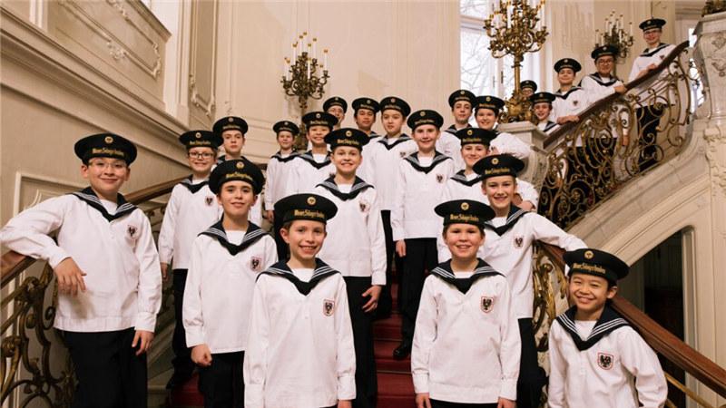维也纳童声合唱团