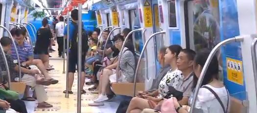 """感受厦门地铁的""""速度与激情"""" 市民参与体验踊跃提建议厦门广电网www.btnxm.com.cn"""