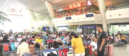 长假接近尾声 各路客流陆续返程厦门广电网www.btnxm.com.cn