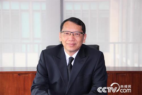 泰国驻华大使毕力亚·肯蓬