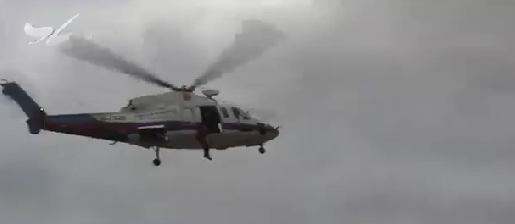 27名游客被困海岛 直升机成功营救厦门广电网www.btnxm.com.cn