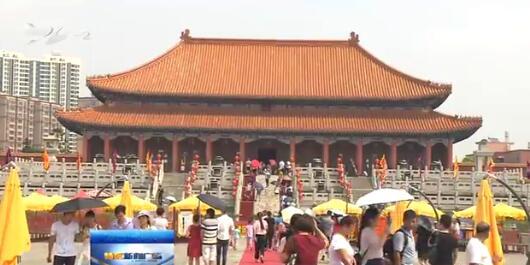盘点国庆黄金周:接待游客超两百万 旅游品质得到提升厦门广电网www.btnxm.com.cn