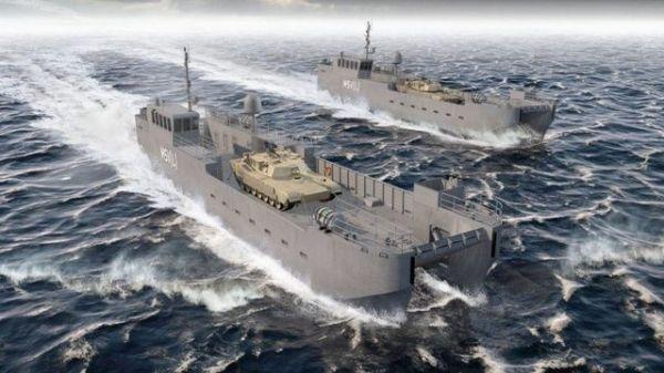 美国陆军将建造新型舰艇 越战老武器将被替换
