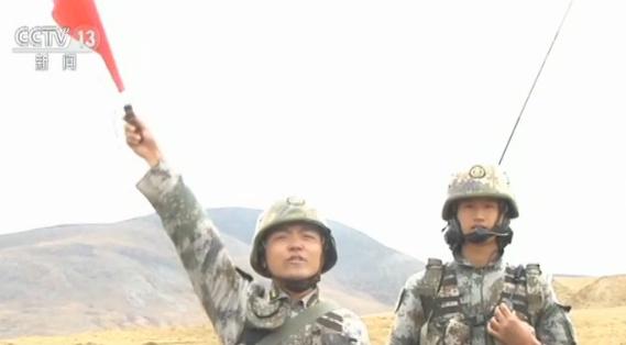 高原火力打击 检验部队应战能力