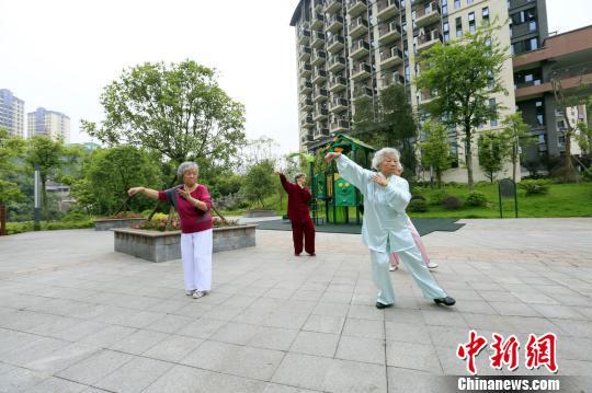 重庆将重点打造百个社区养老服务示范点(图)
