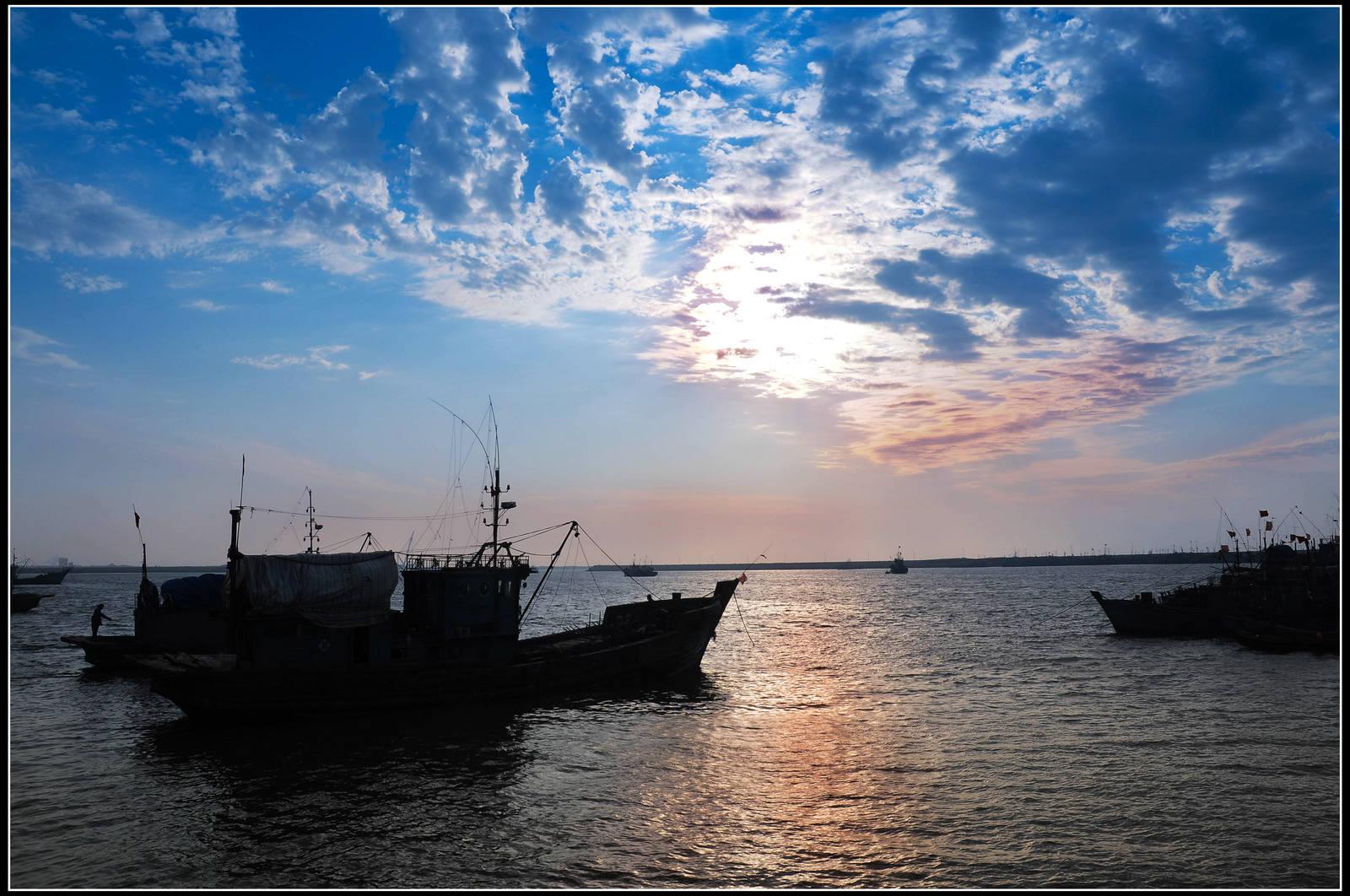Bohai Sea