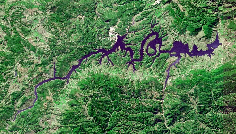 Yunlong Reservoir