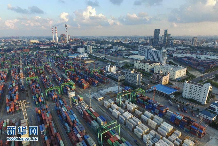 Un port polyvalent dans la FTZ de Shanghai