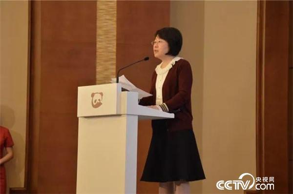 纪录频道总监 梁红
