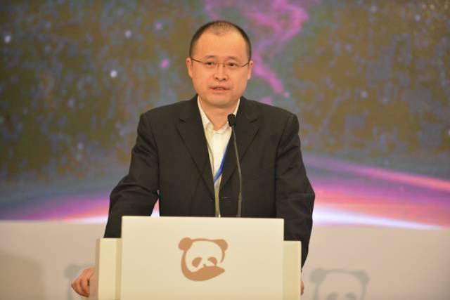 五洲传播中心副主任井水清