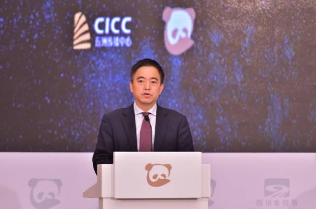 四川广播电视台总工程师、四川电视节办公室主任、四川电视节组委会委员,柳耀辉先生