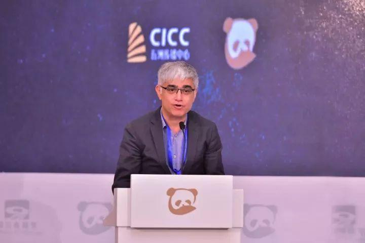 探索频道亚太电视网副总裁,魏克然先生